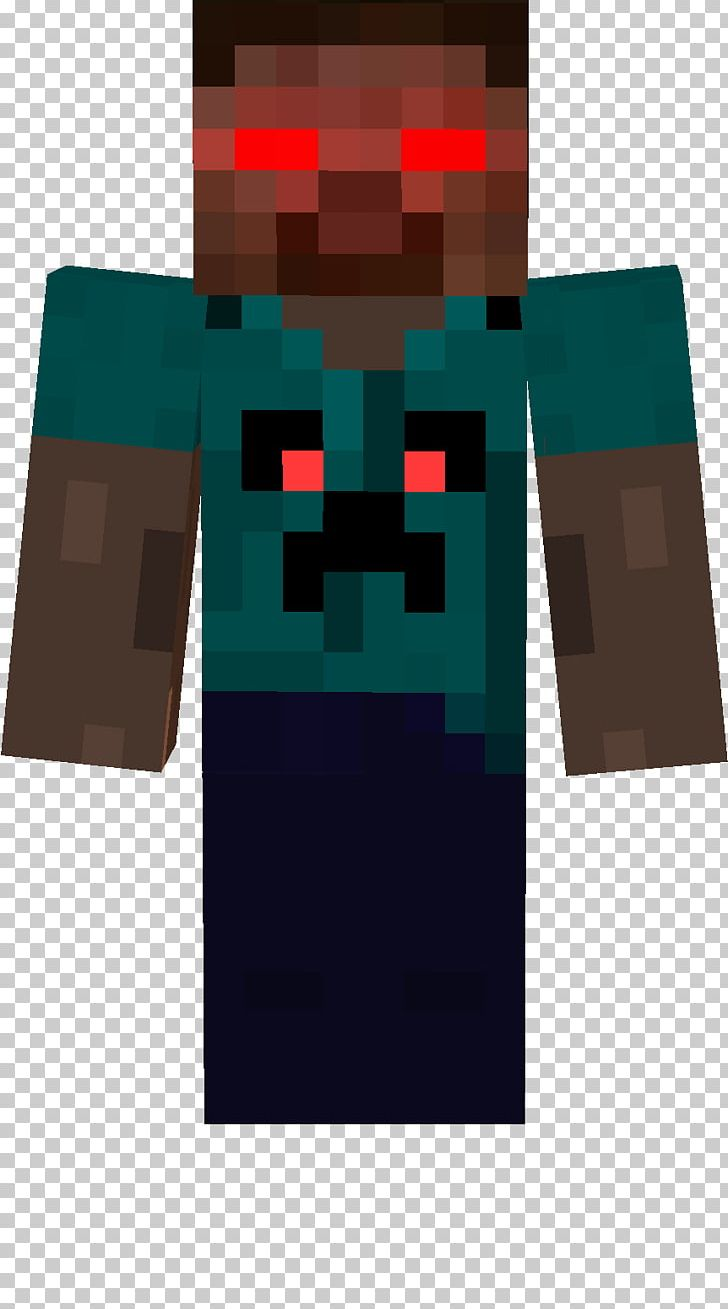 Minecraft Pocket Edition Roblox Herobrine Skin Png Clipart