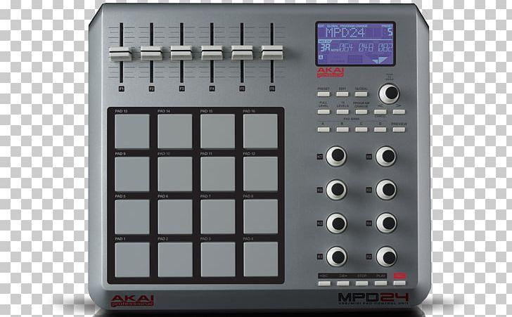 Akai Professional MPD218 MIDI Computer Software Musical