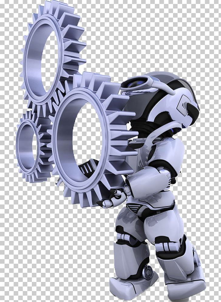 Robot Gear Mechanical Engineering 3D Computer Graphics Machine PNG, Clipart, 3d Computer Graphics, 3d Rendering, Automotive Tire, Business, Character Free PNG Download