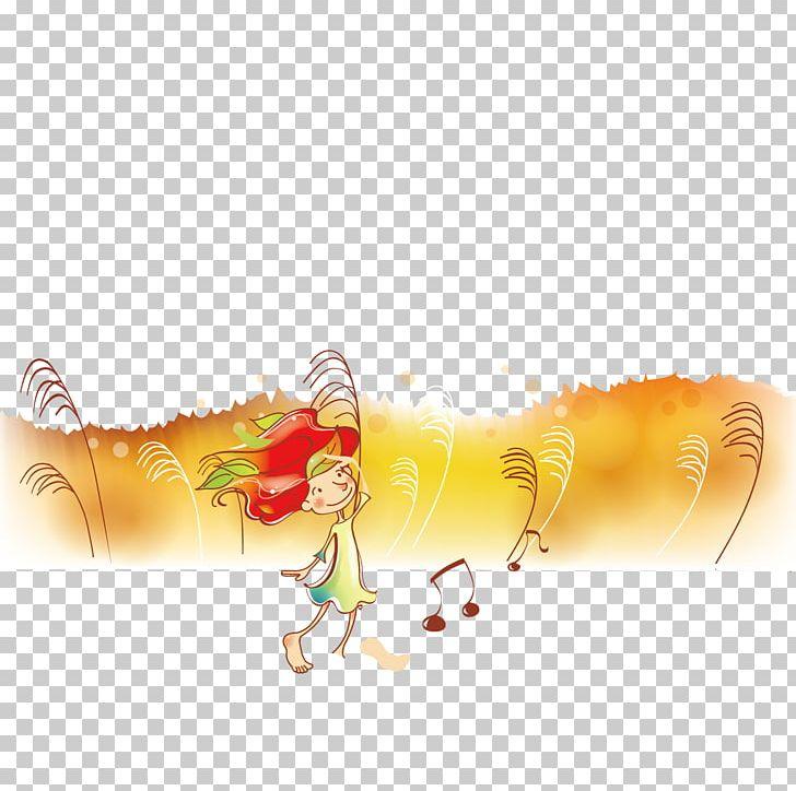 Autumn Fukei Landscape PNG, Clipart, Autumn, Cartoon, City Landscape, Computer Wallpaper, Dandelion Free PNG Download