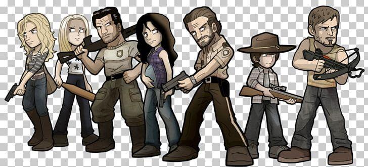 The Walking Dead Png Clipart Animation Art Cartoon Dead Dead Season Free Png Download