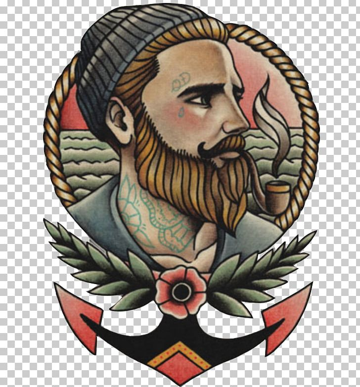 Tattoo Artist Flash Sailor Tattoos Old School Tattoo Png