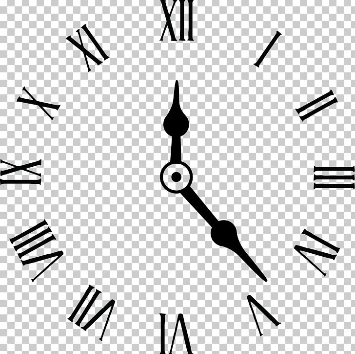 Clock Face Roman Numerals Digital Clock PNG, Clipart, Angle, Area, Black, Brand, Clock Vector Free PNG Download