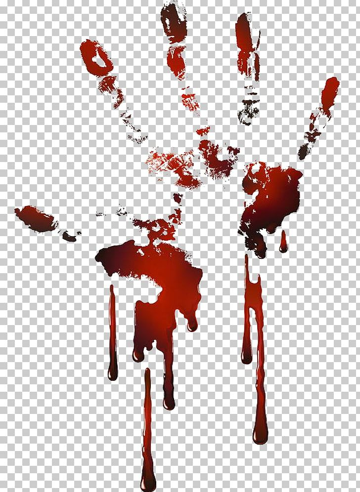 Blood Hand PNG, Clipart, Art, Blood, Bloodstains, Clip Art, Foot