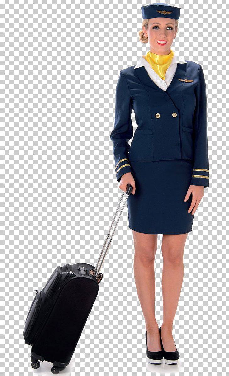 Flight Attendant Costume Uniform Airline Png Clipart Air Hostess Airline Attendant Clothing Clothing Accessories Free Png