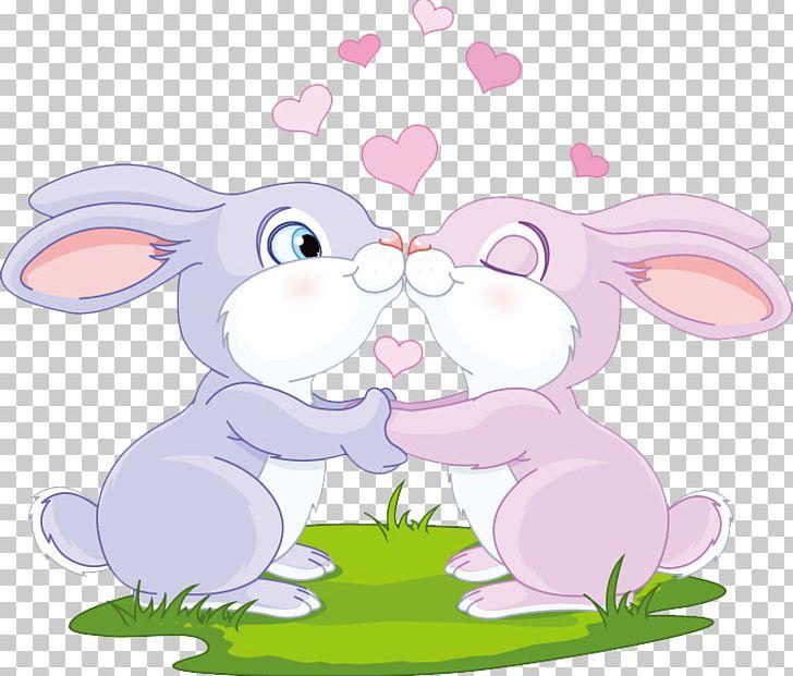 Rabbit Cartoon Illustration PNG, Clipart, Animals, Character, Cute Animal, Cute Animals, Cute Border Free PNG Download