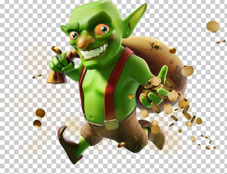 Clash Of Clans Green Goblin Clash Royale Ghoul Png Clipart