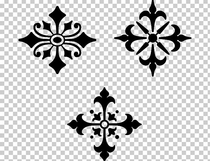 Ornament Decorative Arts Stencil PNG, Clipart, Art, Black, Black And White, Cli, Color Wheel Free PNG Download