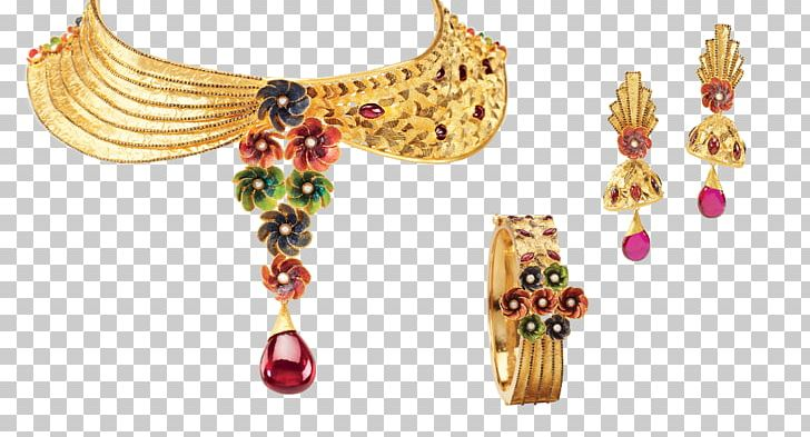 Earring Necklace Gemstone Choker Gold PNG, Clipart, Bangle, Body Jewellery, Body Jewelry, Bracelet, Charms Pendants Free PNG Download