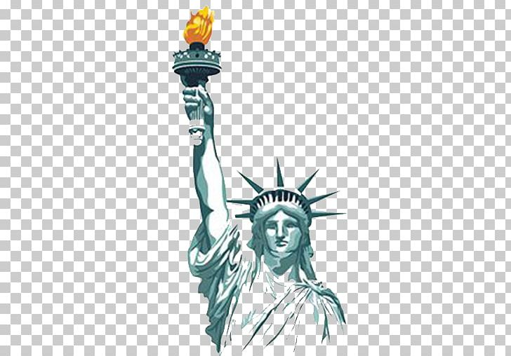 Statue Of Liberty Drawing PNG, Clipart, Art, Drawing, Fictional Character, Liberty Island, Mythical Creature Free PNG Download