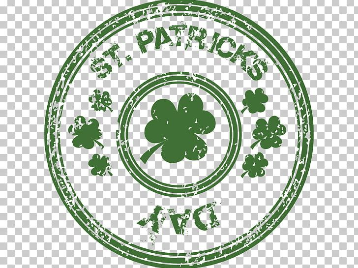 Saint Patrick's Day March 17 Shamrock PNG, Clipart, Area, Circle, Clover, Green, Holiday Free PNG Download