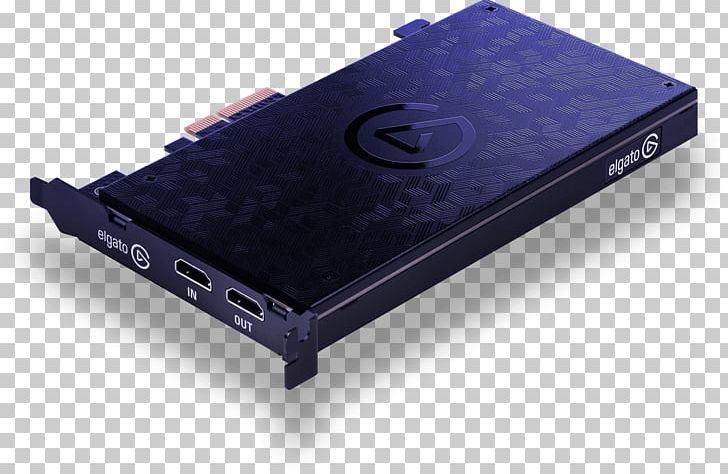 Elgato Game Capture 4K60 Pro EyeTV Video Capture 4K