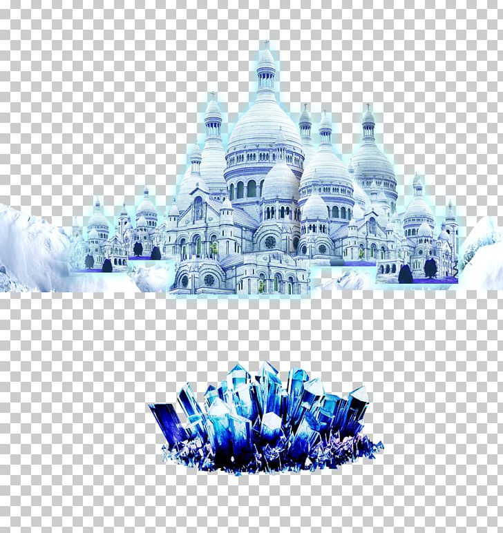 Poster PNG, Clipart, Blue, Castle, Christmas, Christmas Border, Christmas Decoration Free PNG Download