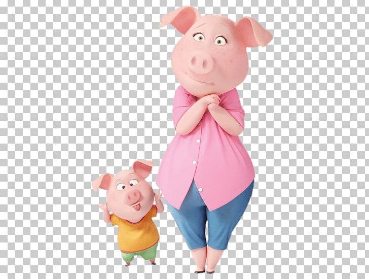Rosita Sing Png Clipart At The Movies Cartoons Sing Free