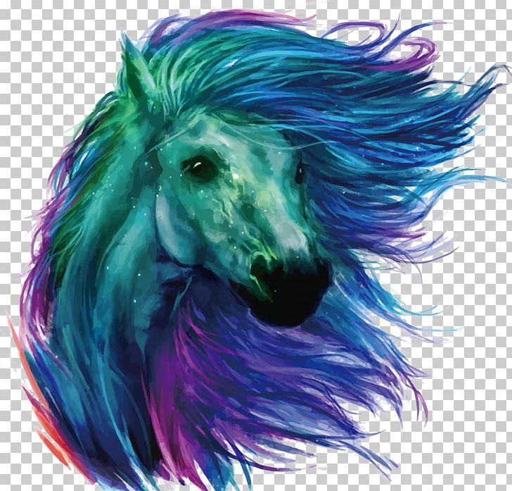 Friesian Horse Painting Drawing PNG, Clipart, Animals, Blue, Encapsulated Postscript, Happy Birthday Vector Images, Horse Free PNG Download