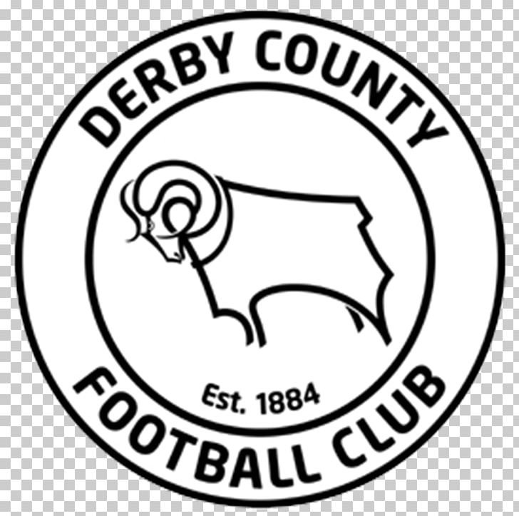 Derby County F C Derby County On This Day History Png Clipart Area Black And White Brand
