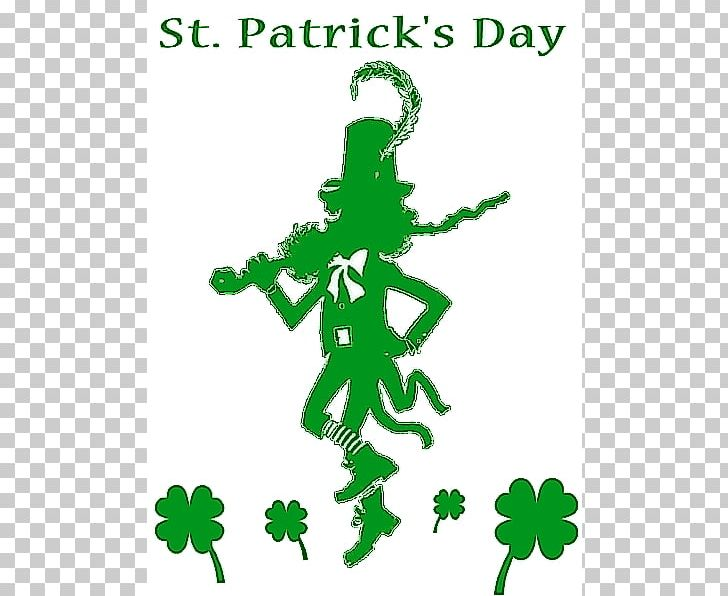 Ireland Saint Patricks Day Shamrock Holiday PNG, Clipart, Area, Clover, Fictional Character, Flowering Plant, Grass Free PNG Download