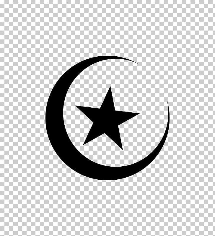 Islam Symbol Muslim PNG, Clipart, Alejandro, Black And White