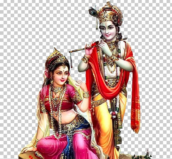 Radha Krishna Hanuman God Desktop PNG, Clipart, Costume, Deity
