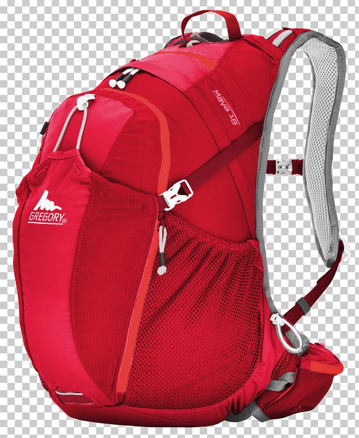 Gregory Red Backpack PNG, Clipart, Backpack, Objects Free PNG Download