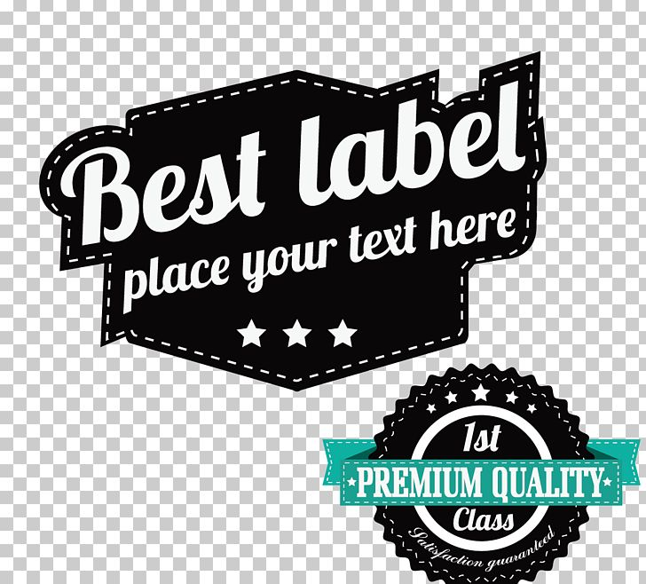 Label Logo PNG, Clipart, Black And White, Black Label, Brand
