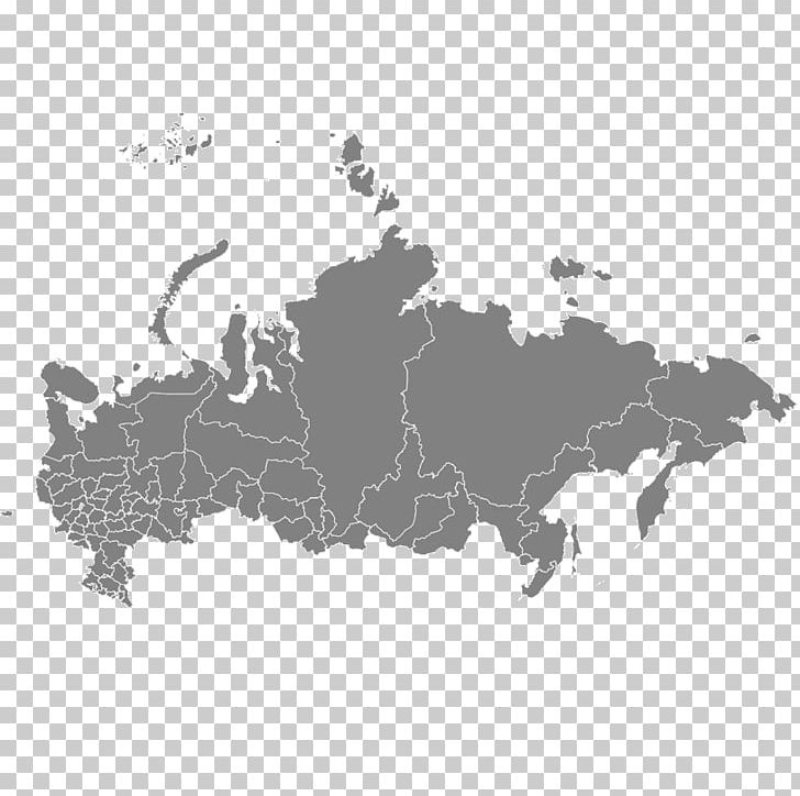 Russia Graphics Map Illustration PNG, Clipart, Black, Black ...
