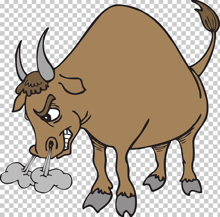 Hereford Cattle Texas Longhorn Bull Png Clipart Anger Animals Aurochs Brown Bull Free Png Download