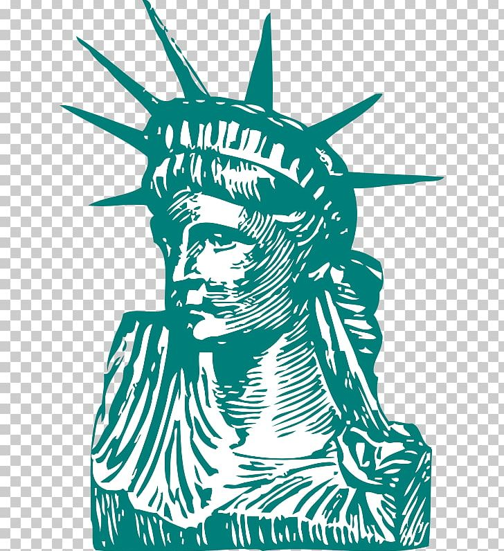 Statue Of Liberty Illustration Stock.xchng Drawing PNG, Clipart, Area, Art, Black, Black And White, Cartoon Free PNG Download