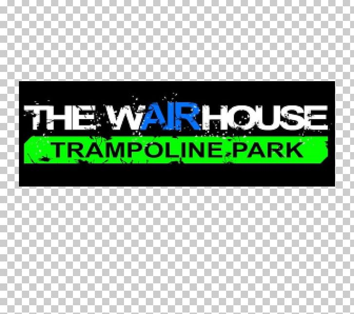 Park City The Wairhouse Trampoline Park Rosa Parks Boulevard Tracy Logo PNG, Clipart, Area, Birthday, Brand, City, Green Free PNG Download