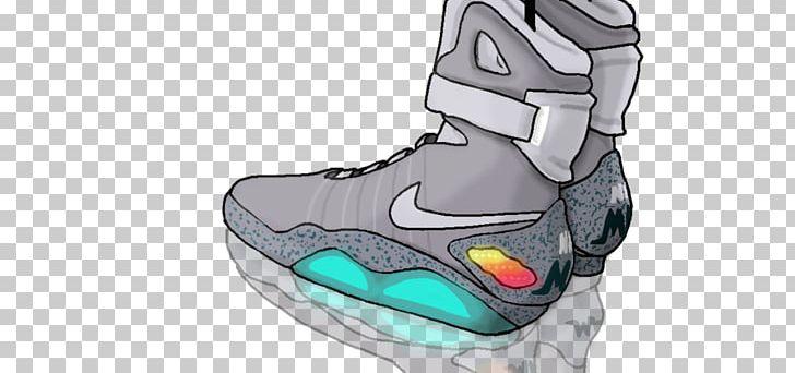 Nike Mag Marty Mcfly Nike Air Max Air Jordan Png Clipart