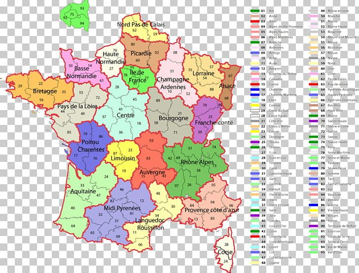 Map Of France Vendee Region.Departments Of France Regions Of France Map Png Clipart Area Art