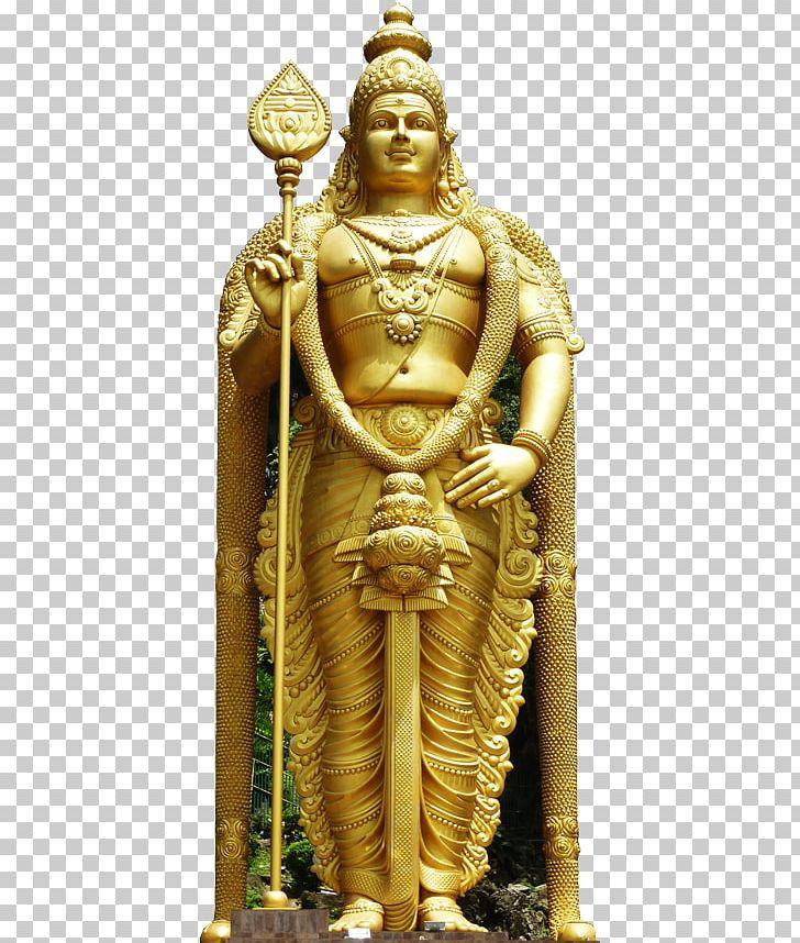 Batu Caves Lord Murugan Statue Hindu Temple Thaipusam Kartikeya PNG, Clipart, Ancient History, Artifact, Batu, Batu Caves, Brass Free PNG Download