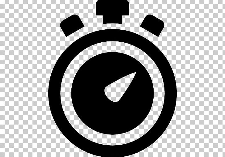 Timer Stopwatch Computer Icons Alarm Clocks PNG, Clipart, Alarm Clocks, Area, Black And White, Brand, Circle Free PNG Download