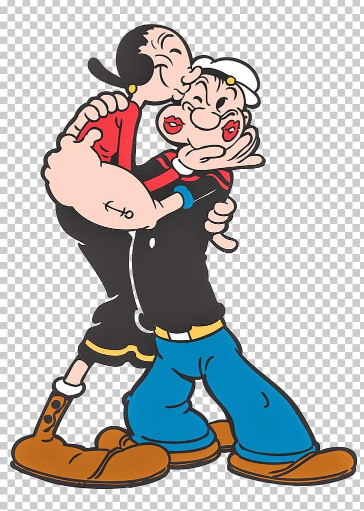 Free Popeye Clipart