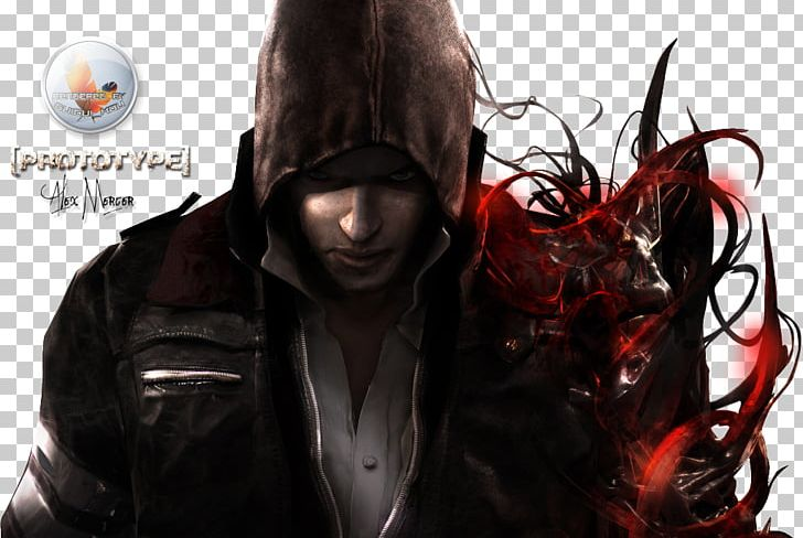 Prototype 2 Xbox 360 Alex Mercer Video Game Png Clipart