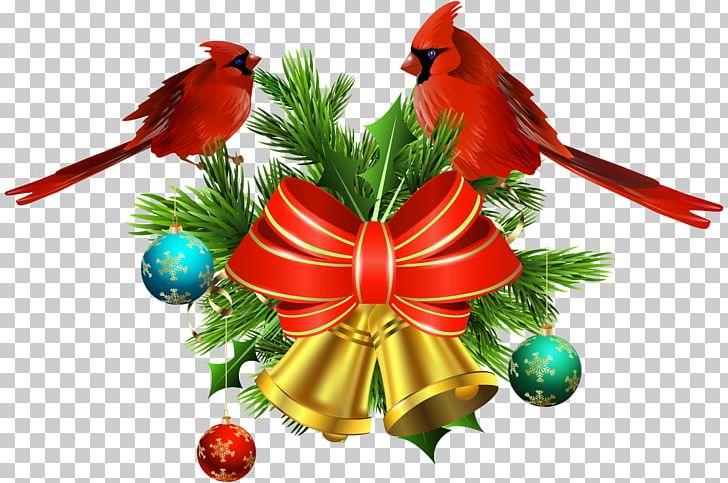 Christmas Cardinals Clipart.Christmas Decoration Jingle Bell Png Clipart Beak Bell