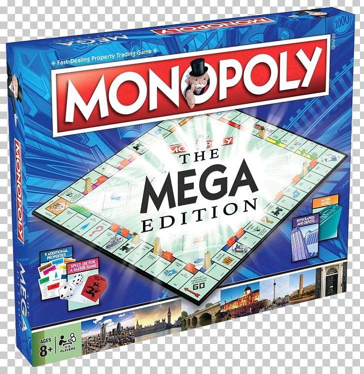 Mega Monopoly Board Game