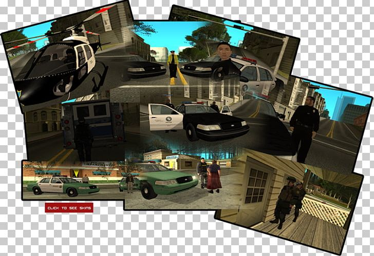 Grand Theft Auto: San Andreas San Andreas Multiplayer Mod