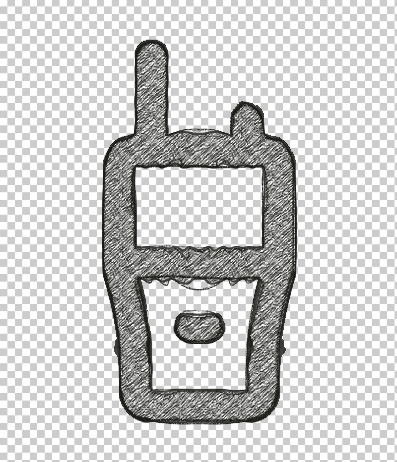 Military Outline Icon Walkie Talkie Icon Frequency Icon PNG, Clipart, Frequency Icon, Geometry, Mathematics, Military Outline Icon, Rectangle Free PNG Download