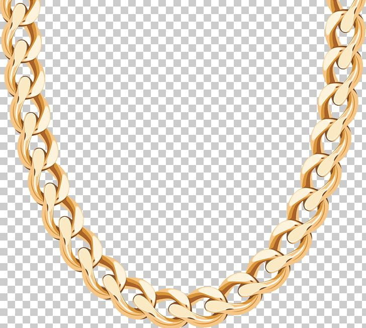 Necklace Chain Gold Earring PNG, Clipart, Body Jewelry, Chain, Chains, Choker, Euclidean Vector Free PNG Download