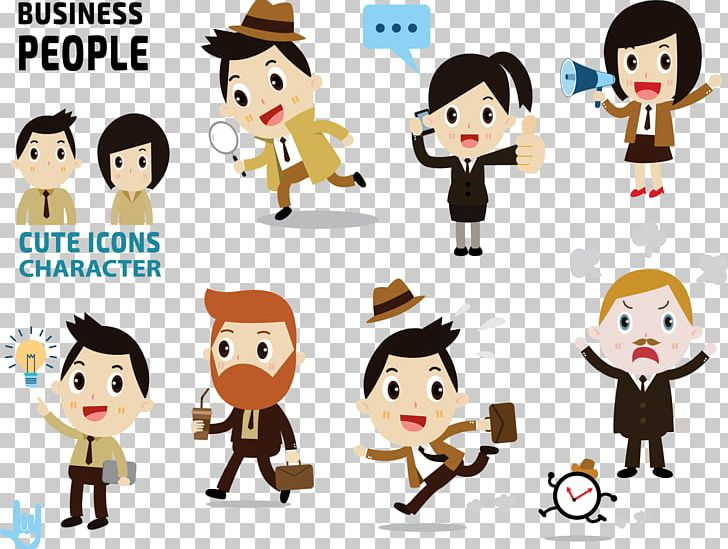 Cartoon PNG, Clipart, Anger, Balloon Cartoon, Business, Business Card, Business Man Free PNG Download