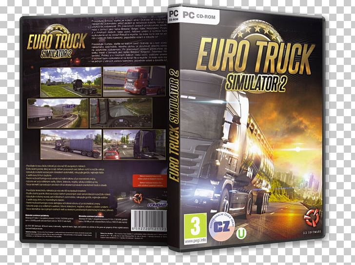 Euro Truck Simulator 2 American Truck Simulator SCS Software