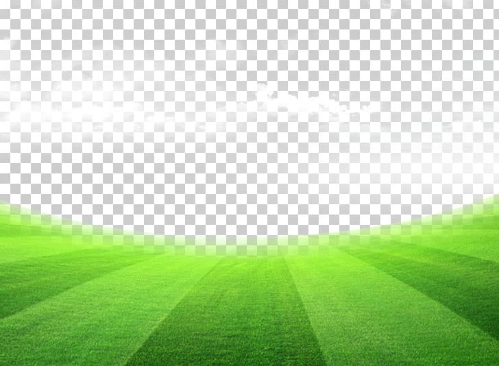 Lawn Meadow Sky Png Clipart Computer Computer Wallpaper Field Field Vector Football Free Png Download