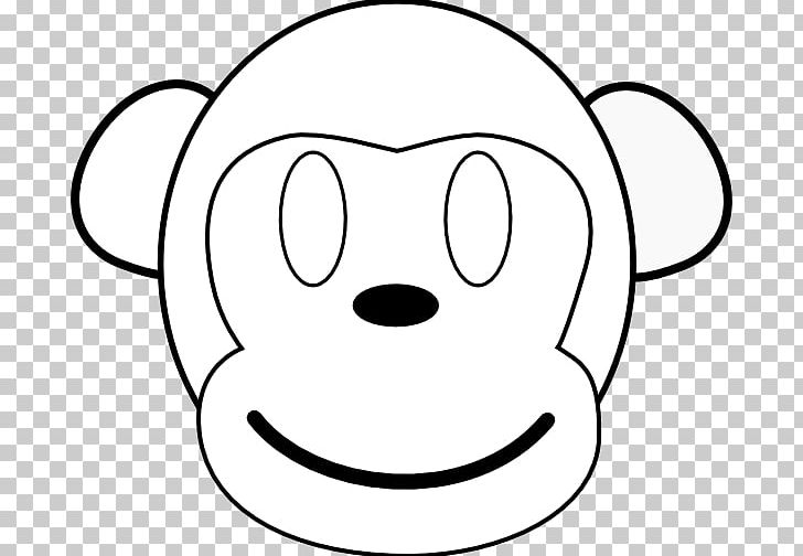 Coloring Book Baby Monkeys Face PNG, Clipart, Baby Monkeys