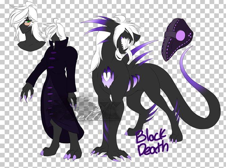 Creepypasta Drawing Death Png Clipart Black Death Carnivoran
