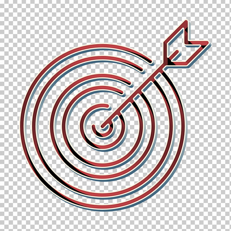 Startups And New Business Icon Target Icon PNG, Clipart, Line, Spiral, Startups And New Business Icon, Target Icon Free PNG Download