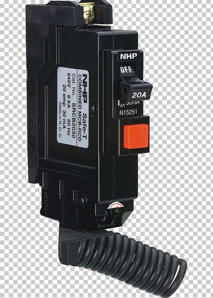 Aardlekautomaat Residual-current Device Circuit Breaker Electrical on