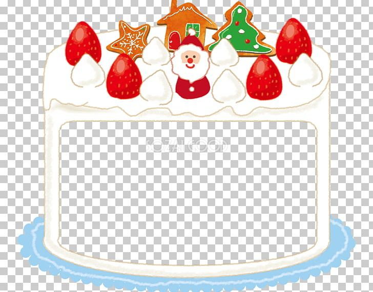 Christmas Cake Cream Marzipan Torte Santa Claus PNG, Clipart, Biscuits, Cake, Chocolate, Christmas, Christmas Cake Free PNG Download