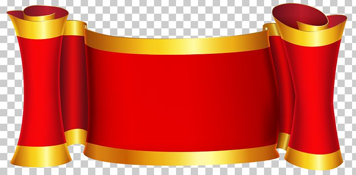 Gold Red PNG, Clipart, Art, Banner, Borders And Frames, Clip Art, Clipart Free PNG Download