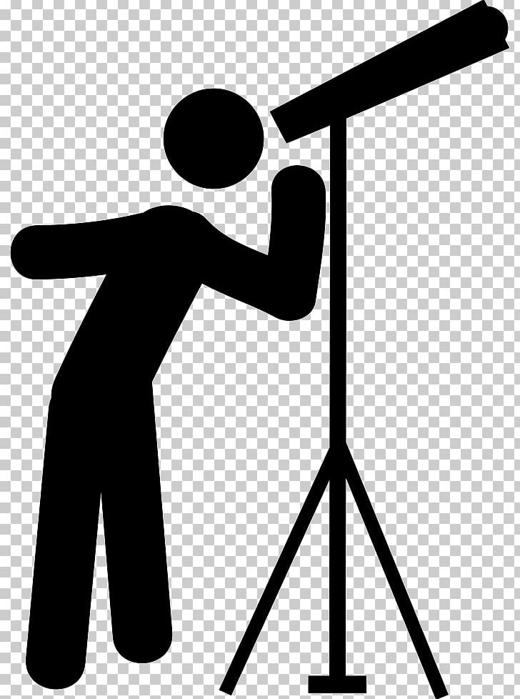Computer Icons Telescope PNG, Clipart, Angle, Area, Artwork, Binoculars, Black And White Free PNG Download